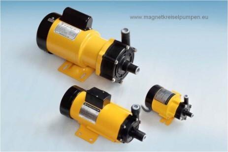 Magnet Pumpen Kunststoff
